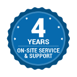 Canon 4YR ON SITE SUPPORT & SERVICEP ACK FOR IPF PRO SERIES
