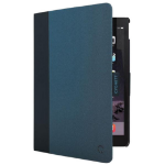 "Cygnett CY2166TEKVI tablet case 24.6 cm (9.7"") Folio Black,Navy"