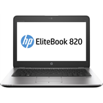 "HP EliteBook 820 G3 2.3GHz i5-6200U 12.5"" Black,Silver"