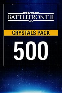 Microsoft STAR WARS Battlefront II:500 Crystals