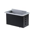 StarTech.com Inbouw AV box voor vergadertafel 4K