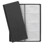 GOLDLINE BUSINESS CARD HOLDER 128 CLASSIC BLACK