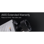Axis EXT. WARRANTY Q8742-LE 35MM