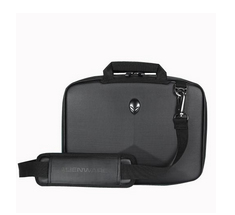 Dell 17-Inch Notebook Alienware Vindicator Carrying Case - Black (460-BBKI)