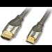 Lindy 2m HDMI A/C Cable HDMI cable HDMI Type A (Standard) HDMI Type C (Mini) Black