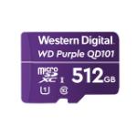 Western Digital WD Purple SC QD101 memory card 512 GB MicroSDXC Class 10