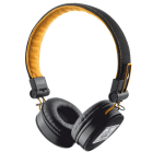 Trust URB FYBER BLACK/ORANGE headphone