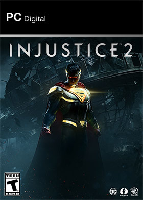 Nexway Injustice 2 vídeo juego PC Básico Español