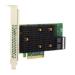 Broadcom MegaRAID 9380-4i4e controlado RAID PCI Express x8 3.1 12 Gbit/s