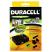 Duracell Camera Battery Charger with USB Charger