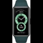 "Huawei Band 6 AMOLED Wristband activity tracker 3.73 cm (1.47"") Green"
