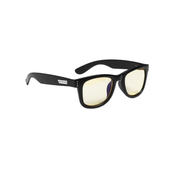 Gunnar Optiks Axial Amber Onyx Indoor Digital Eyewear