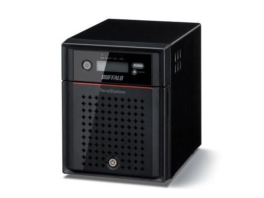 Buffalo TS4400D-EU + 4X ST3000VN000 storage server