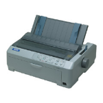 Epson FX-890 680cps dot matrix printer