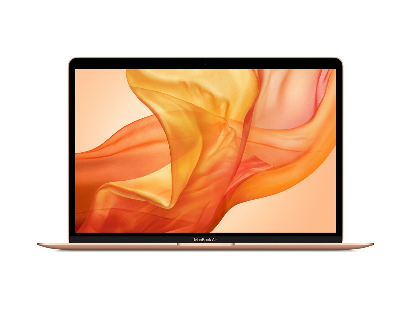 "Apple MacBook Air Gold Notebook 33.8 cm (13.3"") 2560 x 1600 pixels 8th gen Intel® Core™ i5 8 GB LPDDR3-SDRAM 256 GB SSD"