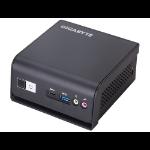 Gigabyte GB-BLPD-5005R PC/workstation barebone Black BGA 1090 J5005 1.5 GHz