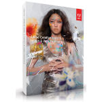 Adobe Design Bundle CS6 Design & Web Premium, DVD, Mac, EN 1user(s) English