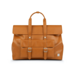 Moshi Treya Lite Satchel / Backpack - Caramel Brown