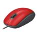 Logitech M110 ratón USB tipo A Óptico 1000 DPI Ambidextro
