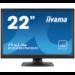 "iiyama ProLite B2280WSD-B 22"" Black LED display"