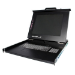 "StarTech.com 1U DuraView 17"" Folding LCD Rack Console"
