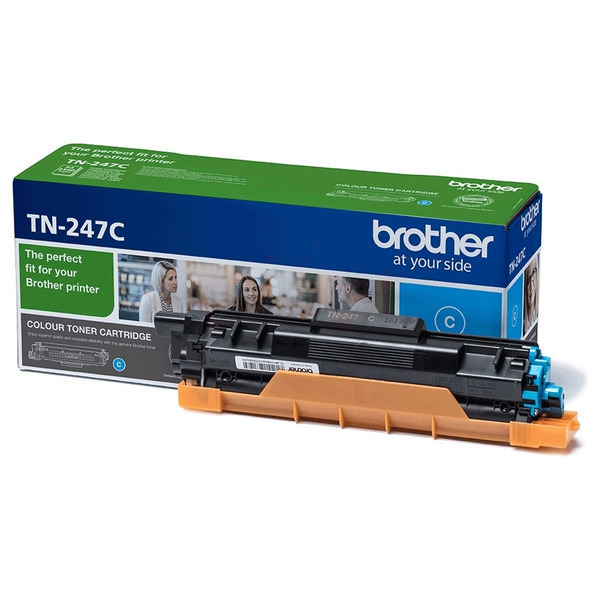 Brother TN-247C Toner cyan, 2.3K pages
