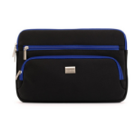 "Griffin CarryCase - Sleeve for Chromebook 11.6""- Black/Blue"