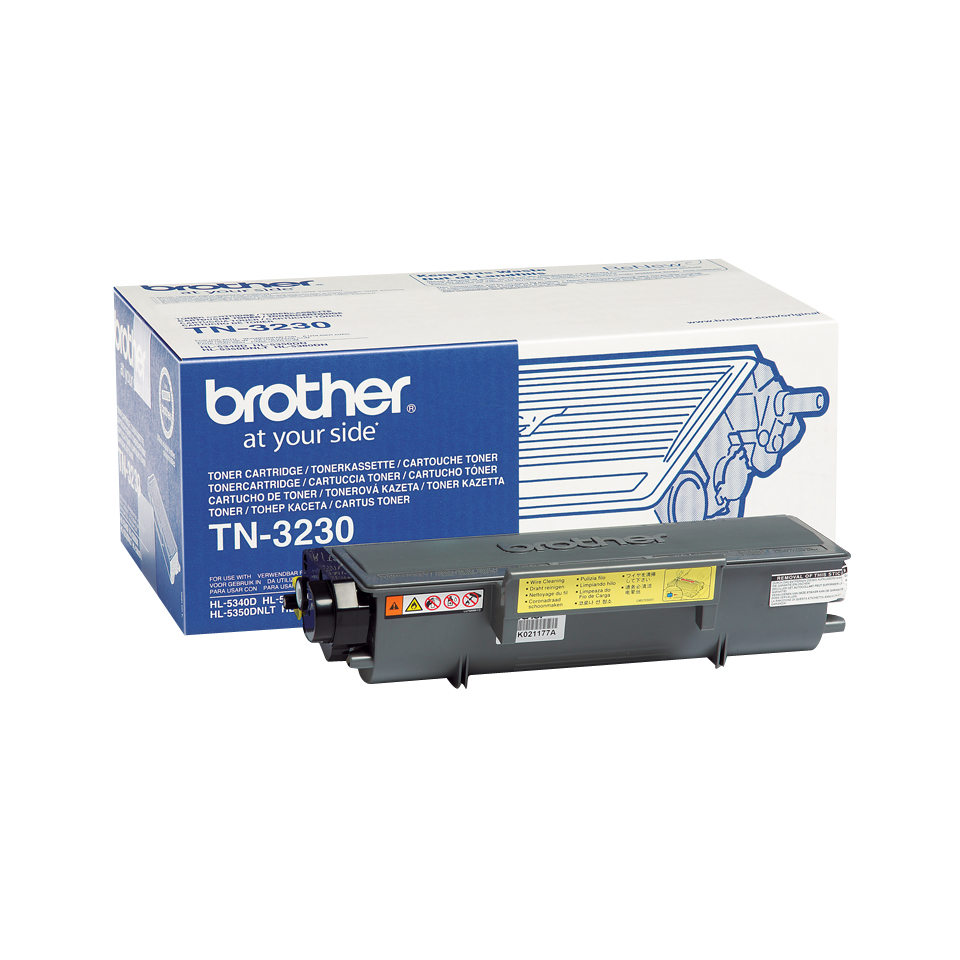 Brother TN-3230 cartucho de tóner Original Negro 1 pieza(s)