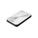 "Sharkoon QuickStore One HDD enclosure 2.5"" Silver"