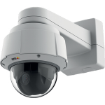 Axis Q6054-E MK II IP security camera Outdoor Dome White