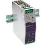 IMC Networks PS, DIN, WIDE VOLTAGE INPUT, 120W, 12V 120W Grey power supply unit