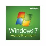 Microsoft Windows 7 Home Premium 32-bit, SP1