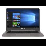 """ASUS ZenBook UX410UA-GV296R Grey Notebook 35.6 cm (14"""") 1920 x 1080 pixels 1.60 GHz 8th gen Intel® Core™ i5 i5-8250U"""