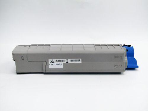 Remanufactured OKI 44315307 Cyan Toner Cartridge