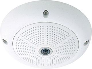 Mobotix MX-Q25M-SEC-D25 + DAY L25 & IP IP security camera Indoor & outdoor Dome White
