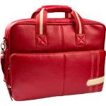"Krusell Gaia 18"" Briefcase Red"