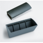 Legamaster 7-122500 eraser Plastic Anthracite, Grey 1 pc(s)