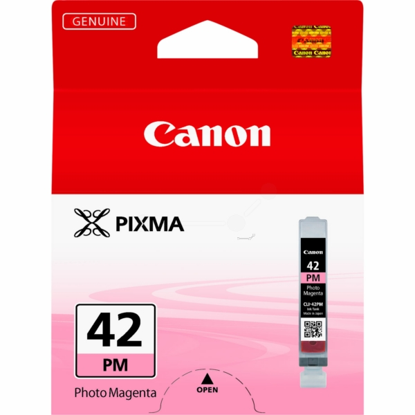 Canon 6389B001 (CLI-42 PM) Ink cartridge bright magenta, 13ml