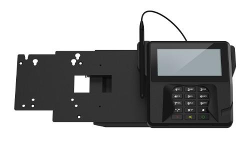 Elo Touch Solution EMV Terminal Black Passive holder