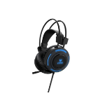 Rapoo VH200 headphones/headset Head-band Black