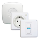 Lightwave L21412TFWH iluminación inteligente Smart socket kit Blanco