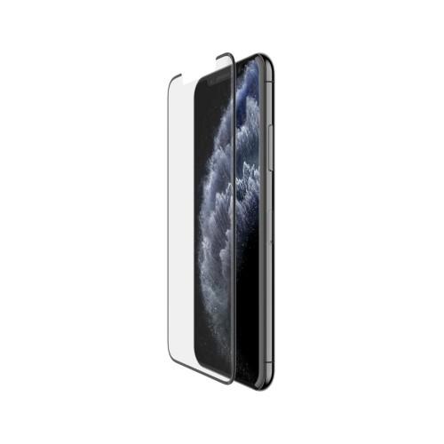 Belkin SCREENFORCE TemperedCurve Clear screen protector Mobile phone/Smartphone Apple 1 pc(s)