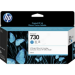 HP P2V62A (730) Ink cartridge cyan, 130ml