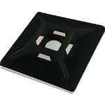 Cablenet SBASE28B cable tie mount Black Plastic 100 pc(s)