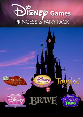 Nexway Disney Princess and Fairy Pack vídeo juego PC Avanzado Español