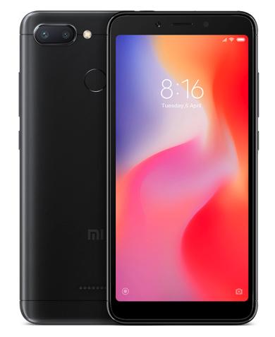 Xiaomi Redmi 6 13.8 cm (5.45