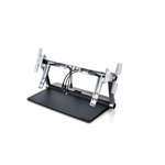 Wacom ACK411040Z Interior Active holder Negro, Plata soporte