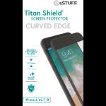 eSTUFF ES501120 Clear screen protector iPhone 6/6S/7/8 1pc(s) screen protector