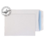 Blake Purely Everyday White Self Seal Pocket C5 229x162mm 100gsm (Pack 500)