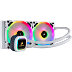 Corsair Hydro Series H100i RGB PLATINUM SE computer liquid cooling Processor